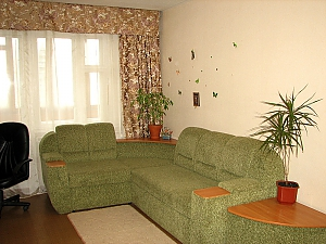 Studio apartment in 7 minutes from Akademmistechko metro station, Studio, 004