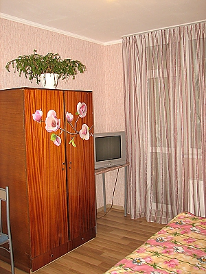 Studio apartment in the new building near Vasylkivska metro station, Studio, 003