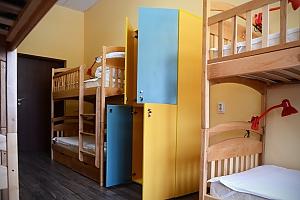 Спальное место в общей комнате для женщин, 1-комнатная, 001