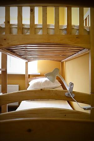Удобная кровать в номере для женщин, 1-комнатная, 001