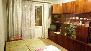 Квартира на Олексіївці, 2-кімнатна, 001