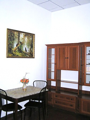 Apartment in the historical center, Zweizimmerwohnung, 004