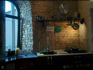 Apartment in the historical center, Studio, 001