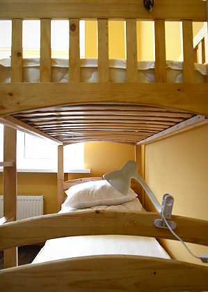 Sleeping place in the suite for 8 men, Studio, 001