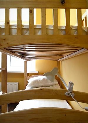 Спальное место в 8-ми местном номере для мужчин, 1-комнатная, 001