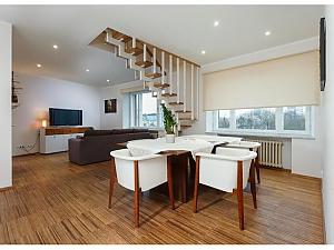 Duplex penthouse, One Bedroom, 003