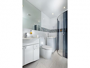 Duplex penthouse, One Bedroom, 005