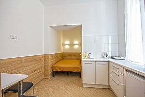 Studio-apartment in the historical centre, Monolocale, 001