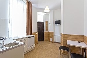 Studio-apartment in the historical centre, Monolocale, 003