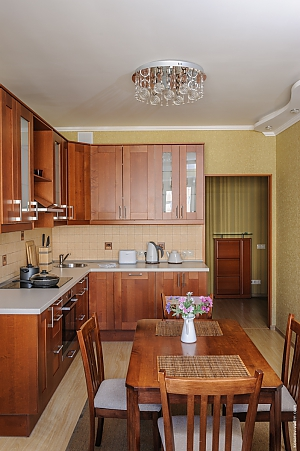 Apartment with two bedrooms near Krokus Expo, Zweizimmerwohnung, 002