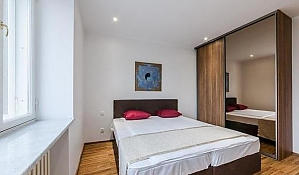 Deluxe apartment with 2 bedrooms and sauna, Two Bedroom, 001