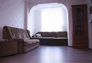 Apartment with a terrace, Un chambre, 001