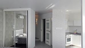 Квартира на Оболони, 1-комнатная, 002