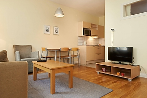 Apartment in the Old town, One Bedroom, 004