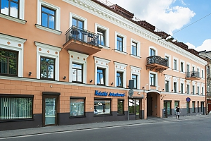 Apartment in the Old town, One Bedroom, 013