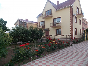 Country house on the shores of the Black sea, Sechszimmerwohnung, 002