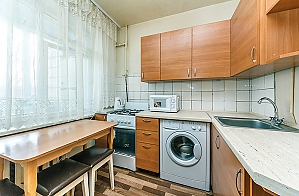 Apartment near Pivdennyi railway station, Studio, 003