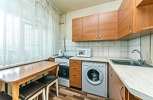 Apartment near Pivdennyi railway station, Monolocale, 003