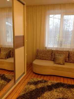 Luxe studio on Shevshenka boulevard, Un chambre, 002