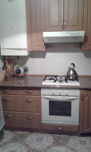 Apartment in the center of Zhytomyr, Two Bedroom, 003