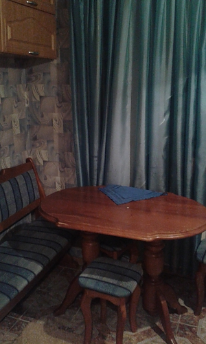 Apartment in the center of Zhytomyr, Two Bedroom, 004