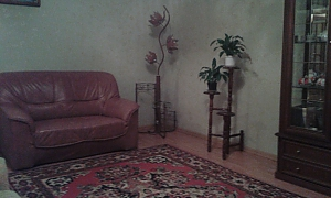 Apartment in the center of Zhytomyr, Two Bedroom, 001