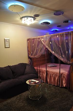 Квартира люкс класса, 1-комнатная, 001
