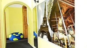 Кімната в Lviv Lucky Hostel, 1-кімнатна, 004