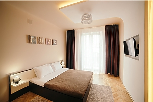 Apartment with two bedrooms, Una Camera, 001