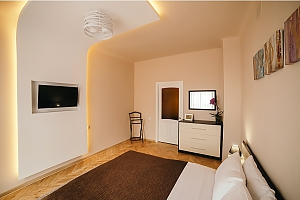 Apartment with two bedrooms, Una Camera, 002