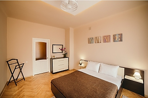 Apartment with two bedrooms, Una Camera, 003