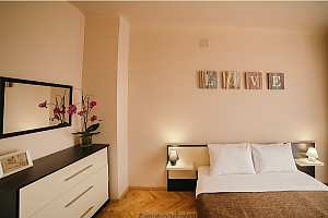 Apartment with two bedrooms, Una Camera, 004