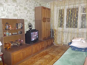 Apartment near railway station in Solomianskyi district, Un chambre, 003