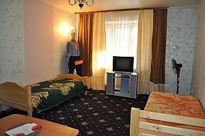 Apartment in a new house in Kremenchug, Monolocale, 001