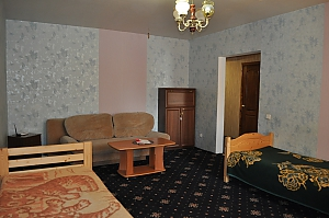 Apartment in a new house in Kremenchug, Monolocale, 002