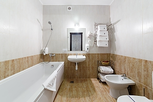 Deluxe suite in Rubel hotel, Zweizimmerwohnung, 009