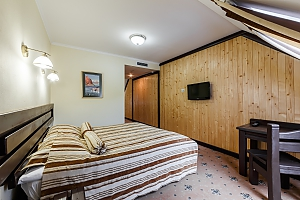 Deluxe suite in Rubel hotel, Zweizimmerwohnung, 001