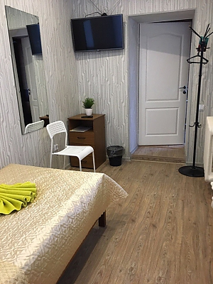Standard single suite in Alliance guest house, Studio, 002