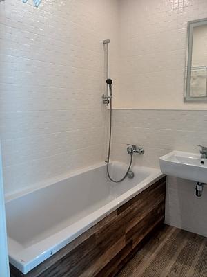 Квартира-студио в новом районе, 1-комнатная, 003