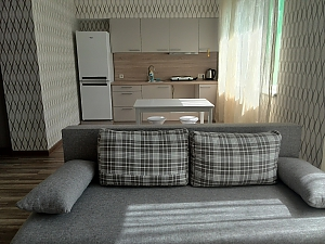 Квартира-студио в новом районе, 1-комнатная, 004