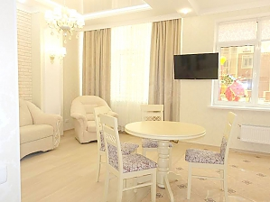 Luxury one-bedroom studio-apartment in the centre of Odesa, Zweizimmerwohnung, 002