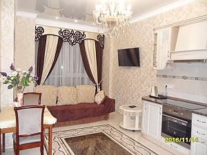 Студийная квартира возле пляжа Аркадия, 2х-комнатная, 004