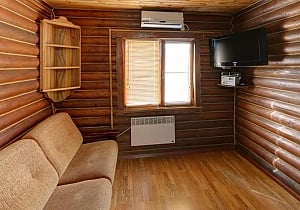 Two-storied cottage, Two Bedroom, 001