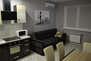 Beautiful apartment in a new residential complex, Una Camera, 002