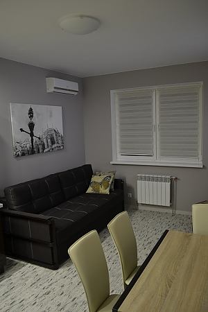 Beautiful apartment in a new residential complex, Una Camera, 001