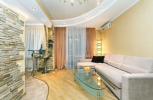 Stylish apartment in the city center, One Bedroom, 001