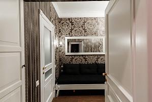 Standard suite in beige colors, Studio, 002