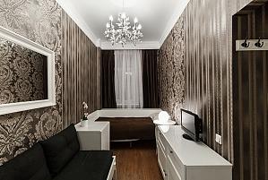 Standard suite in beige colors, Studio, 003