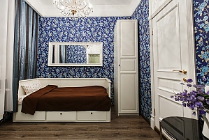 Single standard room in the boutique-hotel, Monolocale, 001