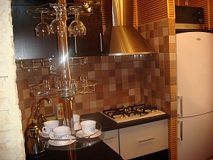 Elite apartment in Dnepropetrovsk, Studio, 004